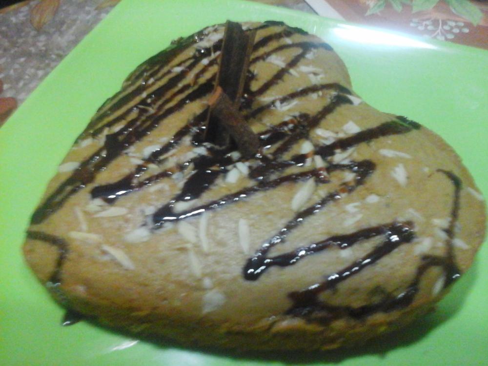 Coffee Cinnamon Cake