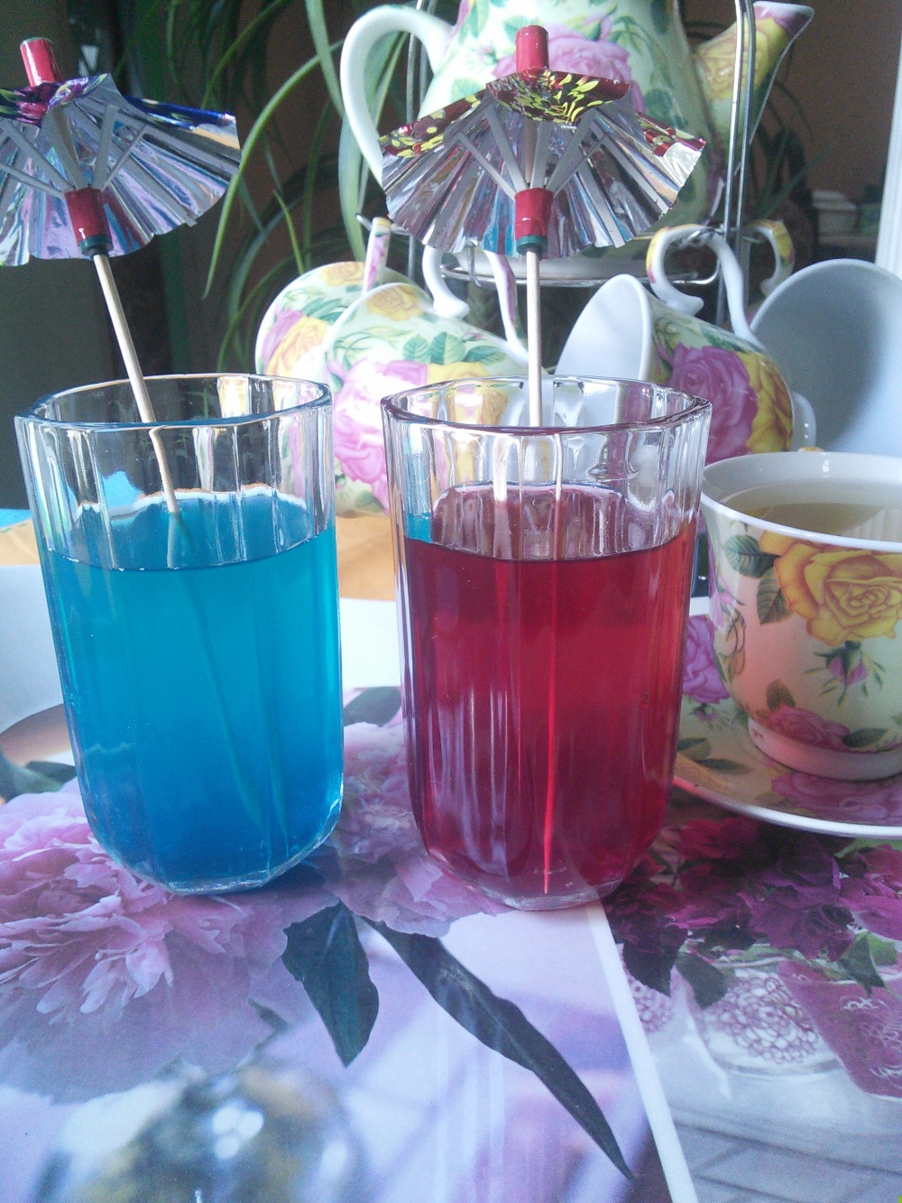 While there is tea, there is hope. – Sir Arthur Pinero