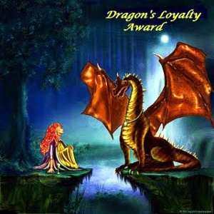 Dragon's Loyalty Award from Aromas and Flavours to ServicefromHeart