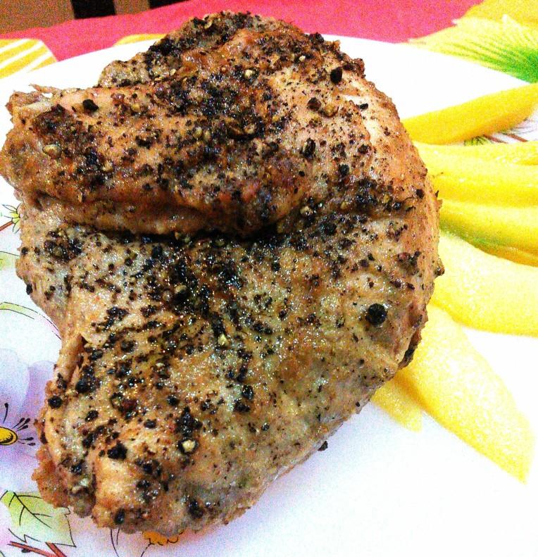 Black Velvet chicken dry...