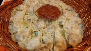 Juicy Chicken Dumplings