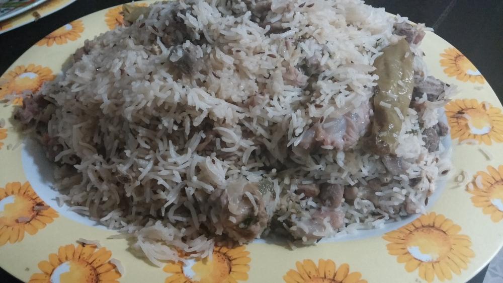 Chinese Biryani