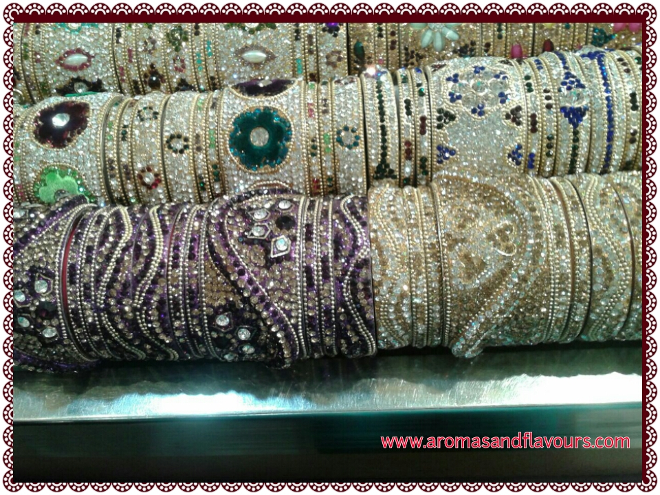 lac bangles of hyderabad