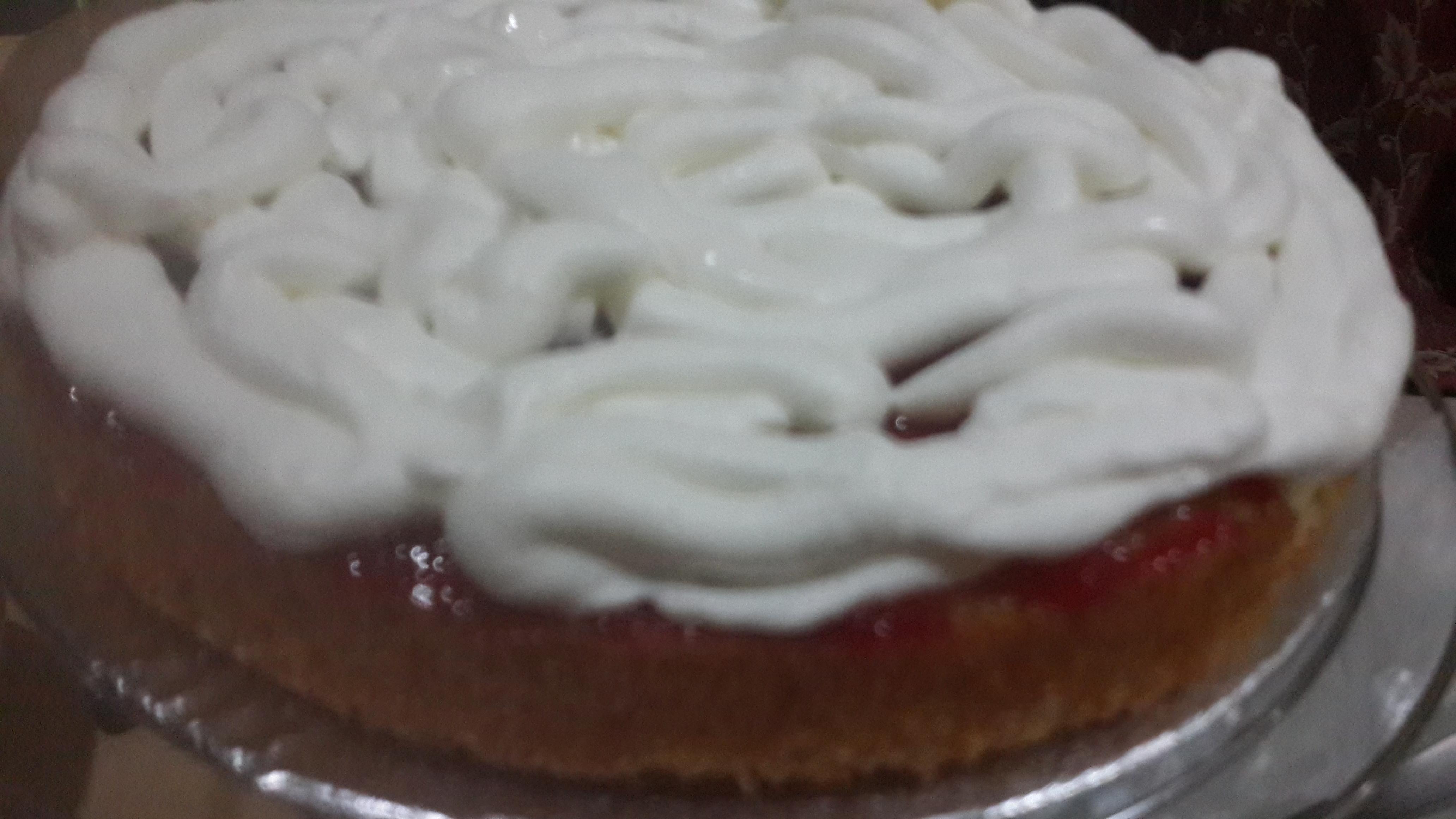 Decorate Cake Cherries