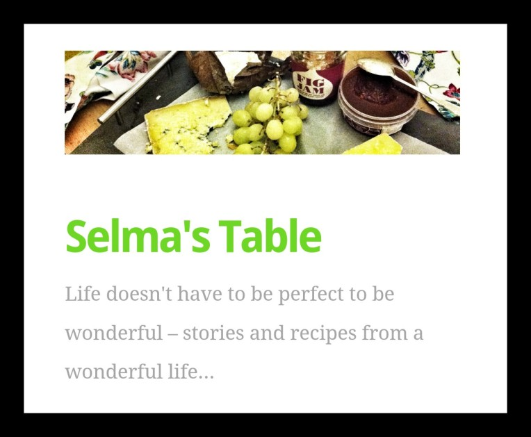 Picture courtesy:Selma's Table
