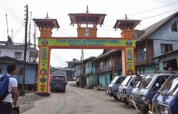 Pashupati Market Nepal