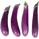 finger eggplants